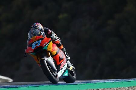 ¡Incorregible! Remy Gardner se queda con la pole position de Moto2 en Jerez tras otra caída de Sam Lowes