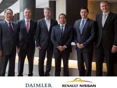 Aguascalientes producirá autos Infiniti en el 2017 y Mercedes Benz en el 2018