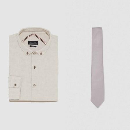 Trece Formidables Combinaciones De Camisas Y Corbatas Para Darle Vida A Cualquier Traje En Primavera 12