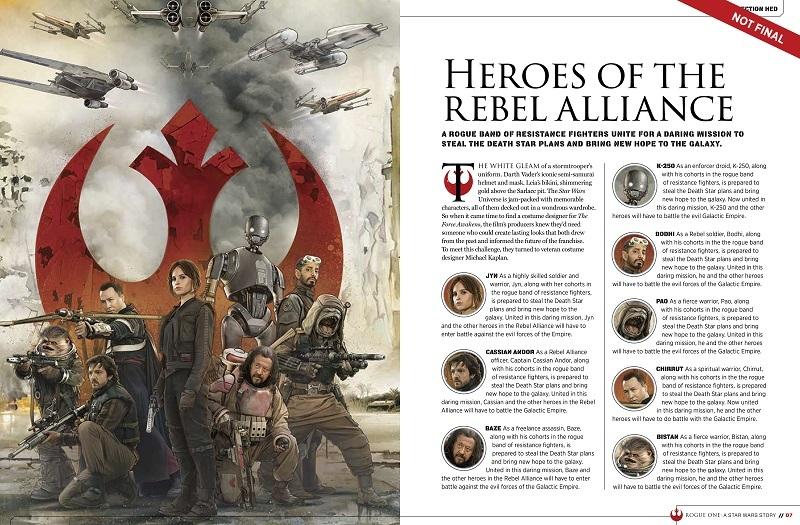 'Rogue One: Una historia de Star Wars', nuevas imágenes