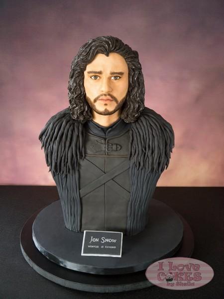 Juego de Tronos. Jon Snow