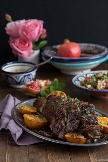 Paseo por la gastronomía de la Red: en Navidad, asados de carne para todos los gustos