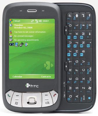 HTC P4350 presentado