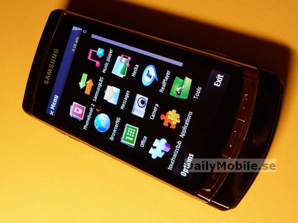 Foto de Samsung Acme i8910 (1/8)