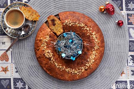Rosca de frutas, avena y almendra: receta de postre o merienda saludable para el Día de Reyes y despedir las fiestas