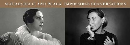 Conversaciones imposibles: Prada y Schiaparelli en el MET