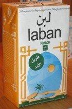 Laban, leche para consumidores de origen árabe.