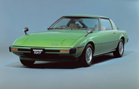 Mazda Rx 7 1987