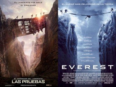 Taquilla española   El corredor del laberinto supera el Everest