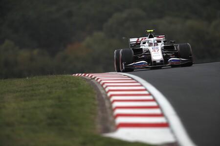 Schumacher Turkey F1 2021