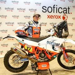 Foto 8 de 18 de la galería laia-sanz-vuelve-al-dakar en Motorpasion Moto