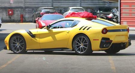 El futuro Ferrari F12 GTO, al natural
