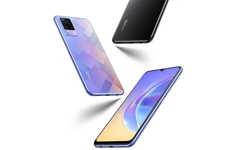 Vivo V21e: un gama media especializado en selfies y con pantalla AMOLED