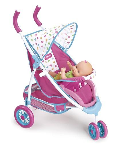 Bajada de precio en la silla con portabebés de coche para Nenuco, ahora por sólo 37,91 euros en Amazon
