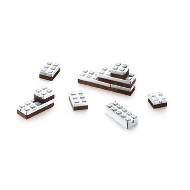 Un lujoso pack de bloques de Lego de plata de ley, el regalo más peculiar que propone Tiffany & Co.