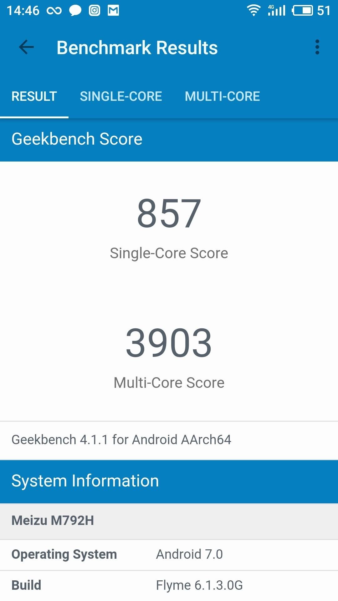 Foto de Meizu Pro 7 benchmarks (1/10)