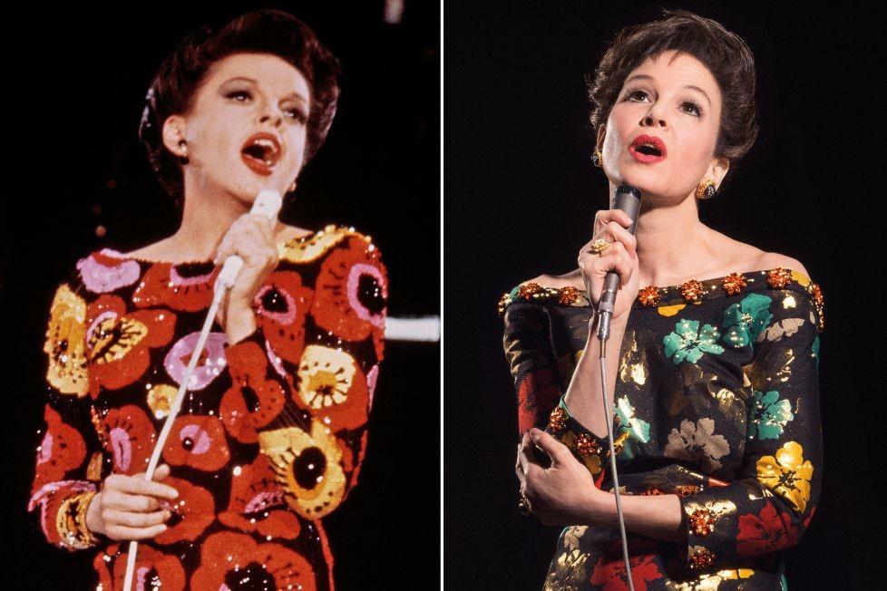 'Judy' y las canciones de Judy Garland: una gran selección que retrata el drama real de la estrella de la Hollywood