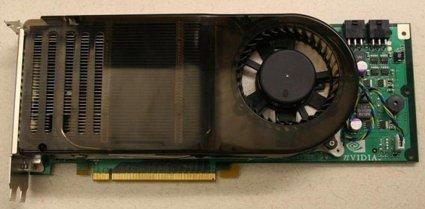 NVidia retira las GF8800 GTX antes de su lanzamiento