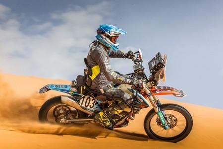 Rompiendo barreras: Nicola Dutto será el primer piloto parapléjico en disputar el Dakar en moto