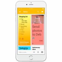 Google Keep llega a iOS y la competencia por las notas se pone interesante