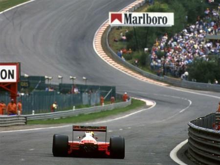 Senna Spa F1 1991