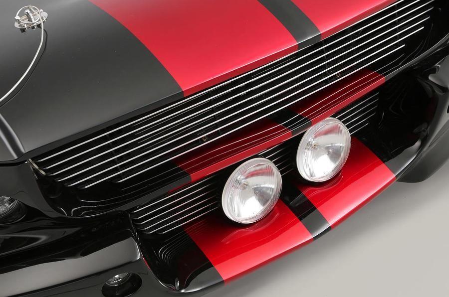 Ford Mustang Gt500cs 1