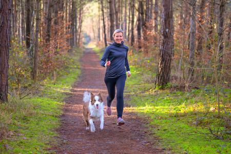 Corriendo por la naturaleza