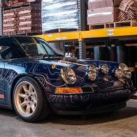 El nuevo Singer 911 es un restomod en homenaje a los años 80 y a Mulholland Drive