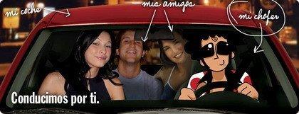 Gracias Pepe: conducen tu coche hasta tu casa si has bebido demasiado