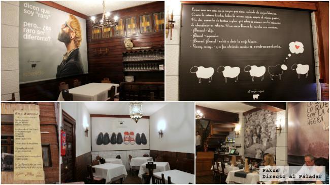 Casa florencio - Menu degustacion casa juan ...