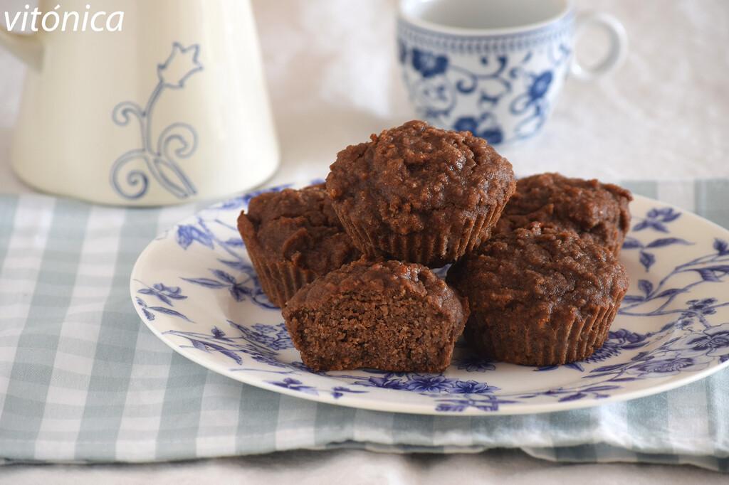 Bizcochitos de almendra y cacao: receta saludable dulce sin gluten