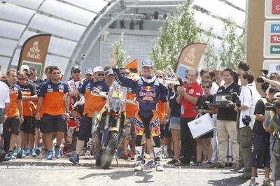 Marc Coma podría estar con Toyota en el Dakar 2016