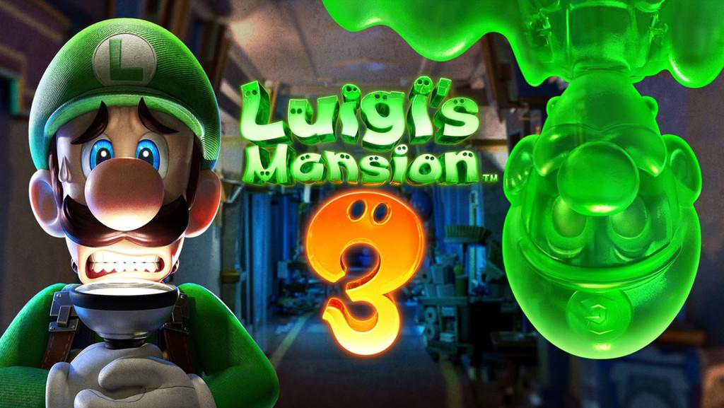 ¡Truco o trato! Luigi's Mansion 3 llegará a Nintendo Switch el día de Halloween
