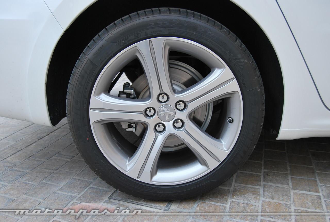 Foto de Peugeot 508 y 508 SW (presentación) (11/118)