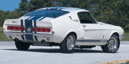 Nueva edición especial, Shelby Mustang GT500 Super Snake con hasta 725 CV