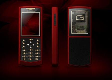 Gresso Lady Diamond, sólo ocho móviles de lujo