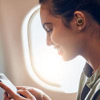 Creative pone a la venta sus nuevos auriculares inalámbricos Outlier Gold, un modelo que llega con drivers de grafeno