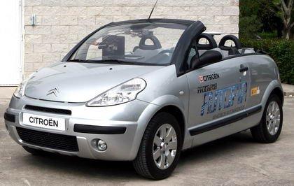 Citroën C3 dotado de visión artificial