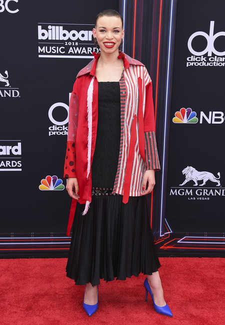 billboard music awards Blair Imani
