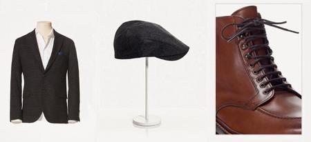 Massimo Dutti Noviembre Lookbook 2012/2013