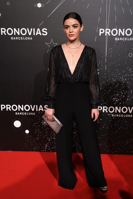 Pronovias Fashion Show 2019 Lucy Hale 2