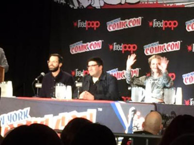 NYCC 2015: 'Mr. Robot', 'Agents of SHIELD', 'Once upon a time' y 'Limitless' protagonizan el segundo día