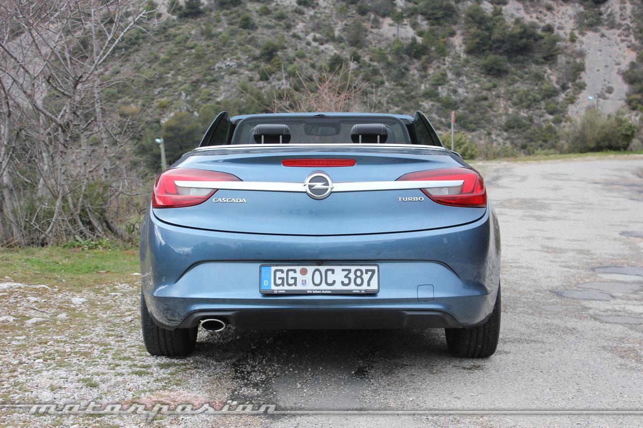 Foto de Opel Cabrio 2013 (presentación) (28/52)