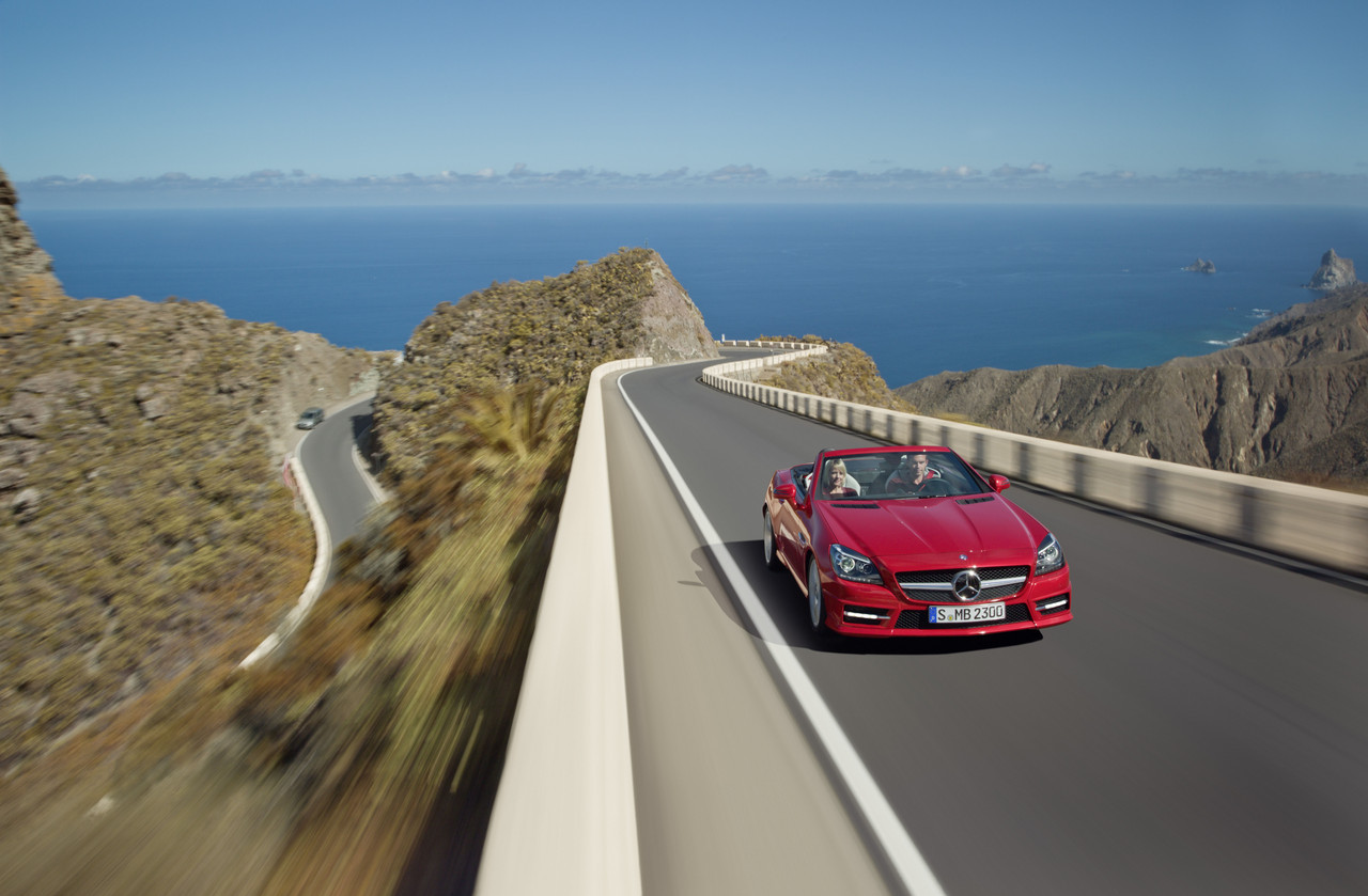 Foto de Mercedes-Benz SLK Roadster 2011 (5/36)
