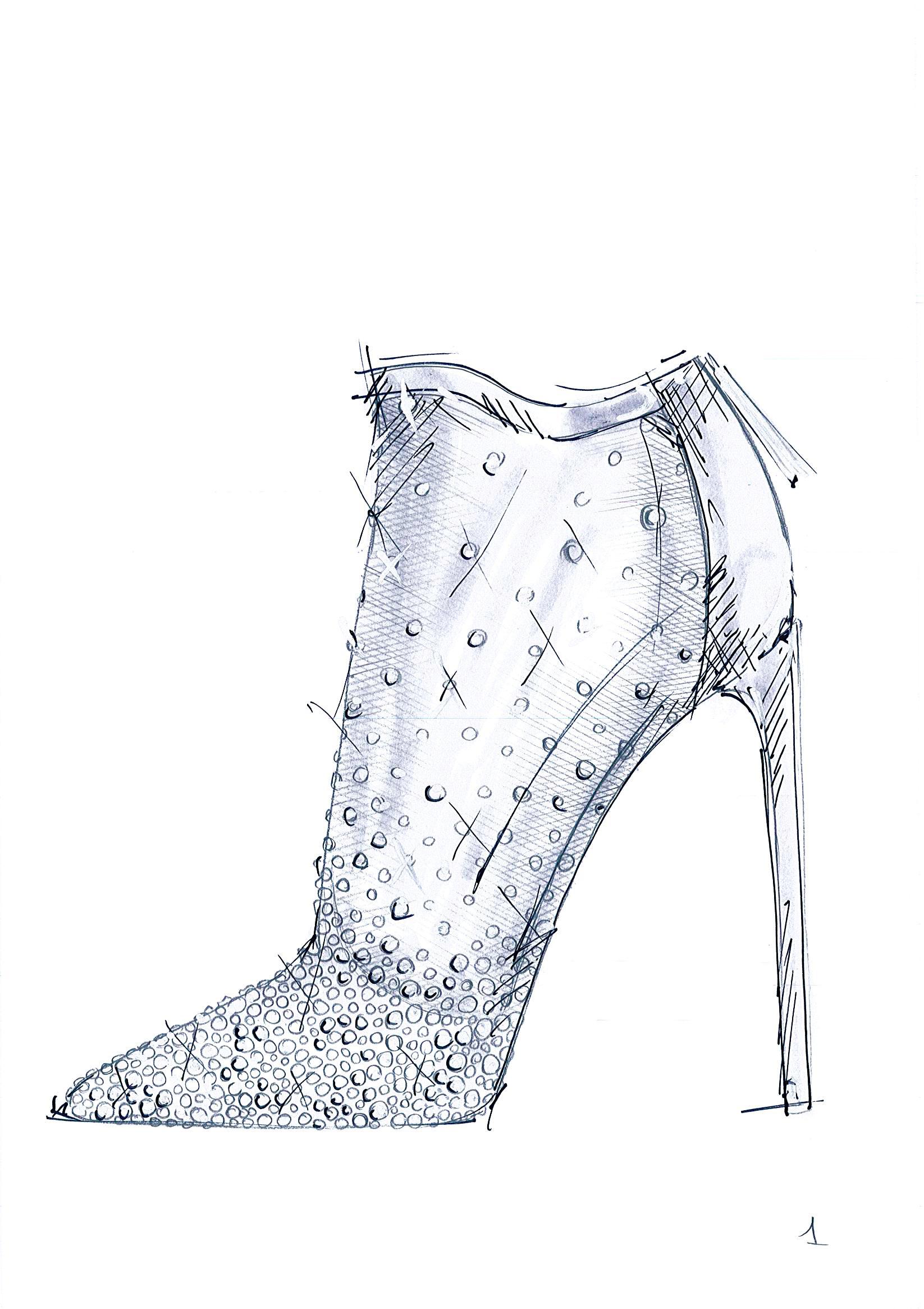Zapatos Cenicienta Christian Louboutin