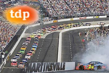 Teledeporte cubrirá las últimas carreras de la NASCAR Sprint Cup