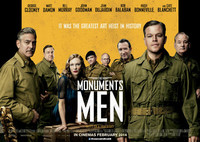 'Monuments Men', la película