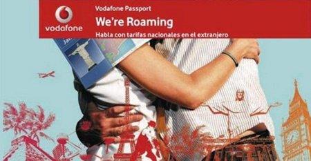 Vodafone baja el precio del passport para las llamadas en roaming por Europa