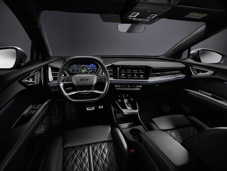 Audi Q4 E Tron Realidad Imterior