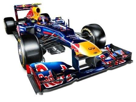 Red Bull RB8, con el título como objetivo
